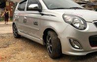 Cần bán lại xe Kia Morning năm sản xuất 2011, màu bạc giá 188 triệu tại Thái Nguyên