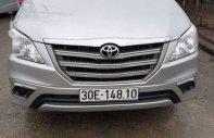 Cần bán xe Toyota Innova đời 2016, màu bạc, lốp sơ cua chưa hạ, sơn zin 85% giá 616 triệu tại Hà Nội