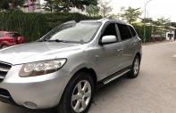 Cần bán xe Hyundai Santa Fe đời 2007, màu bạc chính chủ  giá 475 triệu tại Hà Nội