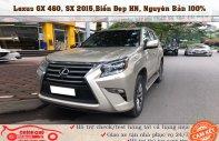 Chính chủ bán Lexus GX 460 đời 2016, màu vàng cát, nội thất kem, biển HN, giá hơn 3 tỷ giá 3 tỷ 650 tr tại Hà Nội