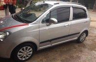 Bán Chevrolet Spark đời 2011, màu bạc, nhập khẩu nguyên chiếc giá 120 triệu tại Hà Nội