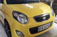 Bán Kia Morning đời 2010, màu vàng chính chủ giá 230 triệu tại Bình Dương
