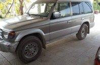 Cần bán gấp Mitsubishi Pajero đời 2003, màu bạc, 160tr giá 160 triệu tại TT - Huế