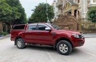 Bán xe Ford Ranger năm 2013, màu đỏ, nhập khẩu nguyên chiếc chính chủ giá 490 triệu tại Hà Nội