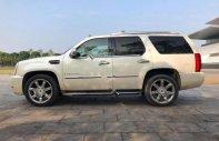 Bán xe Cadillac Escalade ESV 6.2 V8 năm 2008, màu trắng, nhập khẩu nguyên chiếc giá 1 tỷ 600 tr tại Hà Nội