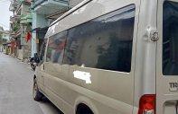 Cần bán gấp Ford Transit Van 2.4L sản xuất năm 2009, màu bạc  giá 285 triệu tại Quảng Ninh