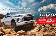 Ưu đãi 25 triệu đồng khi mua New Triton giá 730 triệu tại Quảng Nam