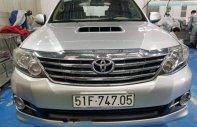 Bán ô tô Toyota Fortuner 2.5G đời 2016, màu bạc   giá 890 triệu tại Tp.HCM