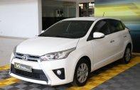 Bán ô tô Toyota Yaris 1.5AT đời 2017, màu trắng giá 636 triệu tại Tp.HCM