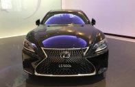 Bán ô tô Lexus LS 500h 2019, màu xanh lam, nhập khẩu giá 7 tỷ 860 tr tại Tp.HCM