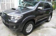 Bán Toyota Fortuner 2013 máy dầu xám lông chuột, xe đi kỹ giá 726 triệu tại Tp.HCM