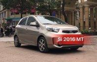 Bán Kia Morning Si 2016 MT phom 2017, xe đẹp giá 315 triệu tại Hà Nội
