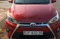Cần bán xe Toyota Yaris G sản xuất 2016, màu đỏ, xe nhập còn mới, giá 580tr giá 580 triệu tại Đồng Tháp