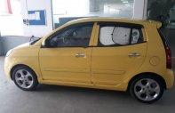 Bán Kia Morning SLX 1.0 AT 2008, màu vàng, xe nhập xe gia đình giá 215 triệu tại Hà Nội