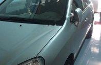 Cần bán lại xe Kia Carens LX 1.6 MT năm 2010, màu bạc giá cạnh tranh giá 299 triệu tại Bạc Liêu