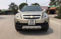 Cần bán Chevrolet Captiva đời 2009, màu vàng giá 289 triệu tại Hà Nội