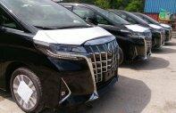 Bán ô tô Toyota Alphard 3.5 đời 2019, màu đen, nhập khẩu chính hãng giá 5 tỷ 900 tr tại Hà Nội