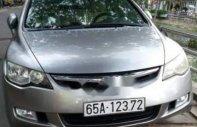 Bán Honda Civic 2.0AT năm sản xuất 2007, màu bạc, số tự động giá 340 triệu tại Cần Thơ