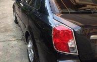 Bán xe Daewoo Lacetti EX 1.6 MT sản xuất 2004, màu đen giá 146 triệu tại Bắc Kạn