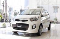 Bán ô tô Kia Morning năm sản xuất 2019, màu trắng, giá cạnh tranh giá 299 triệu tại Tp.HCM
