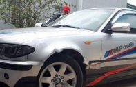 Bán BMW 318i sản xuất năm 2002, màu bạc, chính chủ giá 230 triệu tại Tp.HCM