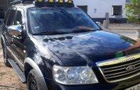 Cần bán xe Ford Escape XLT 3.0 AT 2005, màu đen giá 190 triệu tại Kon Tum