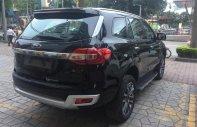 Cần bán Ford Everest 2.0 4x2 AT Titanium năm 2019, màu đen, xe nhập giá 1 tỷ 177 tr tại Hà Nội