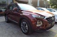 Bán ô tô Hyundai Santa Fe 2.4 4wd Premiu 2019, màu đỏ giá 1 tỷ 185 tr tại Bình Định