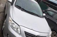Bán Toyota Corolla altis 1.8G đời 2010, màu bạc, nhập khẩu giá 485 triệu tại Hà Nội