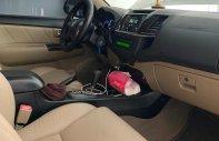 Bán Toyota Fortuner 2.7V 4x2 2014, màu bạc như mới   giá 740 triệu tại Nghệ An