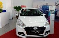 Bán ô tô Hyundai Grand i10 đời 2019, màu trắng giá 350 triệu tại Tp.HCM