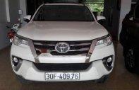Bán lại xe Toyota Fortuner 2.7 AT 2017, màu trắng, nhập khẩu ít sử dụng giá 1 tỷ 90 tr tại Hà Nội