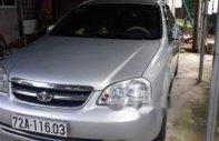 Bán Daewoo Lacetti năm 2009, màu bạc, xe gia đình, giá 200tr giá 200 triệu tại Bình Dương