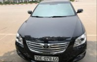 Cần bán xe Toyota Camry 2.4 đời 2007, màu đen, 465tr giá 465 triệu tại Hà Nội