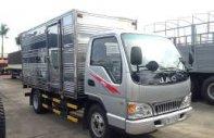 Bán xe tải Jac 2.4 tấn động cơ Isuzu nhập khẩu, hỗ trợ vay cao giá 340 triệu tại Vĩnh Long