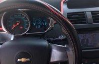 Cần bán lại xe Chevrolet Spark LT 1.2 MT năm 2016, màu đỏ chính chủ  giá 260 triệu tại Khánh Hòa