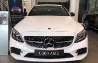 Cần bán xe Mercedes C300 AMG sản xuất 2019, màu trắng giá 1 tỷ 879 tr tại Tp.HCM