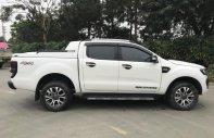 Bán Ford Ranger Wildtrak 3.2 AT 4x4, sản xuất 2017, màu trắng giá 478 triệu tại Hà Nội