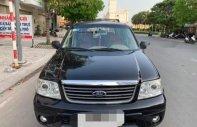 Cần bán lại xe Ford Escape năm 2005, màu đen số tự động giá 205 triệu tại Tp.HCM