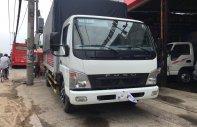 Fuso 5 tấn nhập khẩu nguyên chiếc thùng dài 6m giá 150 triệu tại Tp.HCM