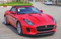 Bán xe Jaguar F Type S 3.0 V6 2019, màu đỏ, nhập khẩu nguyên chiếc giá 6 tỷ 776 tr tại Hà Nội