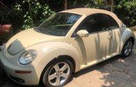 Bán Volkswagen New Beetle 2.5 AT 2007, màu kem (be), nhập khẩu giá 495 triệu tại Hà Nội