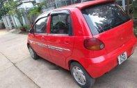 Bán Daewoo Matiz năm sản xuất 2000, màu đỏ, máy lạnh đầy đủ giá 54 triệu tại Đồng Nai
