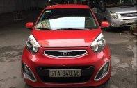 Cần bán xe cũ Kia Picanto năm 2014, màu đỏ giá 310 triệu tại Tp.HCM