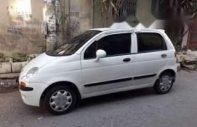 Cần bán Daewoo Matiz năm 2001, màu trắng xe gia đình  giá 59 triệu tại Tp.HCM