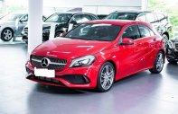 Bán Mercedes A250 AMG màu đỏ model 2017, đăng ký 2019, tên tư nhân chính chủ giá 1 tỷ 268 tr tại Hà Nội