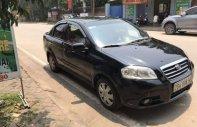 Bán Daewoo Gentra đời 2010, màu đen, tên tư nhân, xe đẹp giá 160 triệu tại Hà Nội
