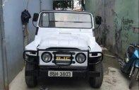 Cần bán xe Jeep CJ đời 2004, màu trắng, xe nhập giá 95 triệu tại Khánh Hòa