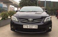Bán xe cũ Toyota Corolla altis 1.8G năm 2014, màu đen giá 576 triệu tại Thái Bình