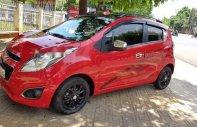 Bán Chevrolet Spark LTZ đời 2013, màu đỏ, số tự động  giá 255 triệu tại Đắk Lắk